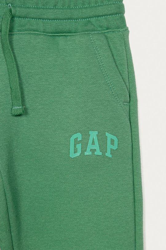 GAP - Pantaloni copii 104-176 cm  77% Bumbac, 9% Poliester reciclat, 14% Poliester