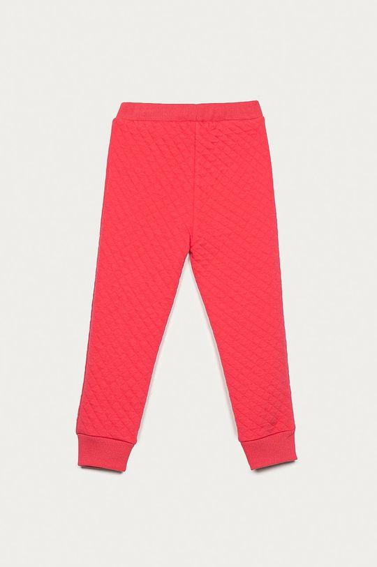 GAP - Spodnie dziecięce 80-110 cm ostry różowy