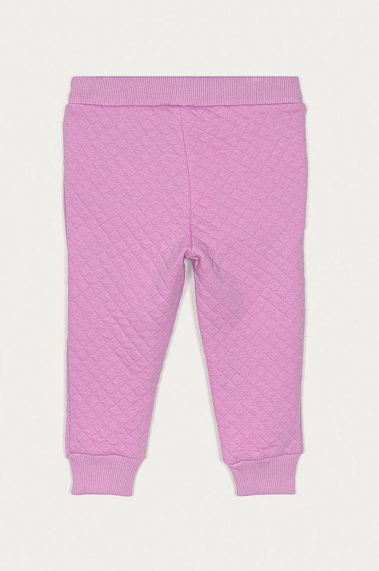 GAP - Spodnie dziecięce 80-110 cm purpurowy