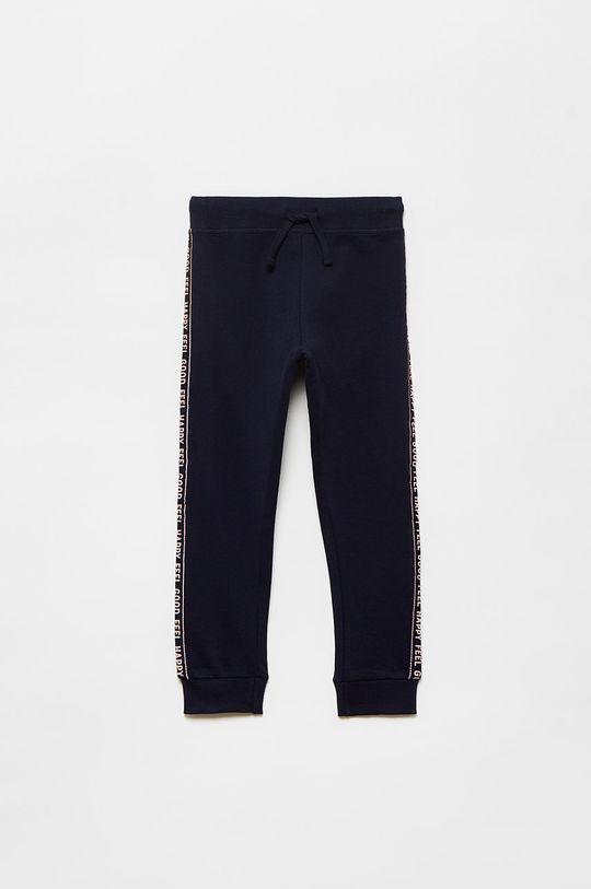 stalowy niebieski OVS - Spodnie dziecięce Dziewczęcy
