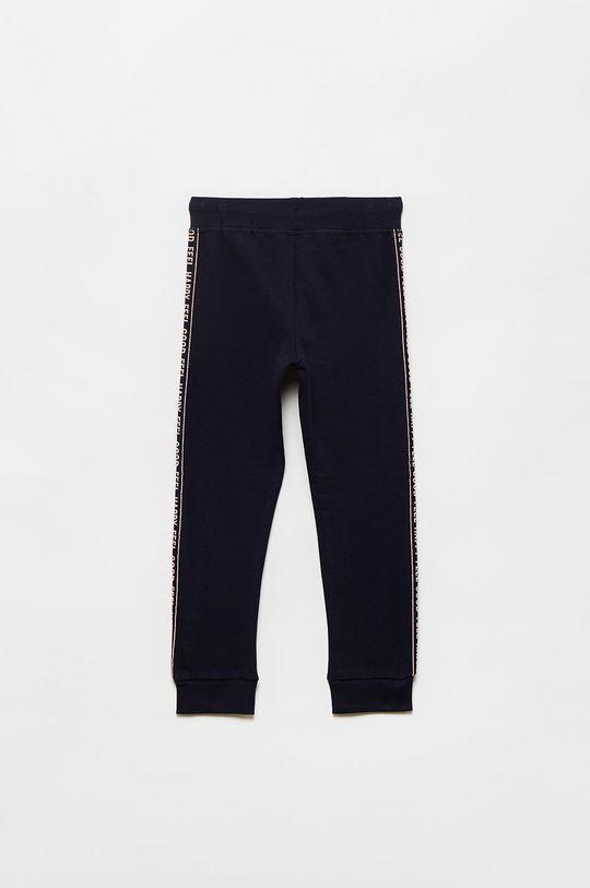 OVS - Spodnie dziecięce stalowy niebieski