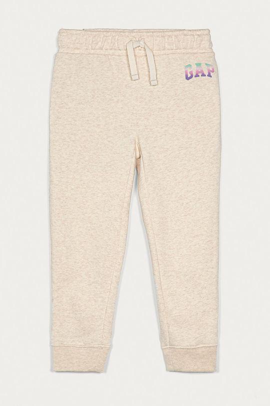beżowy GAP - Spodnie dziecięce 74-110 cm Dziewczęcy