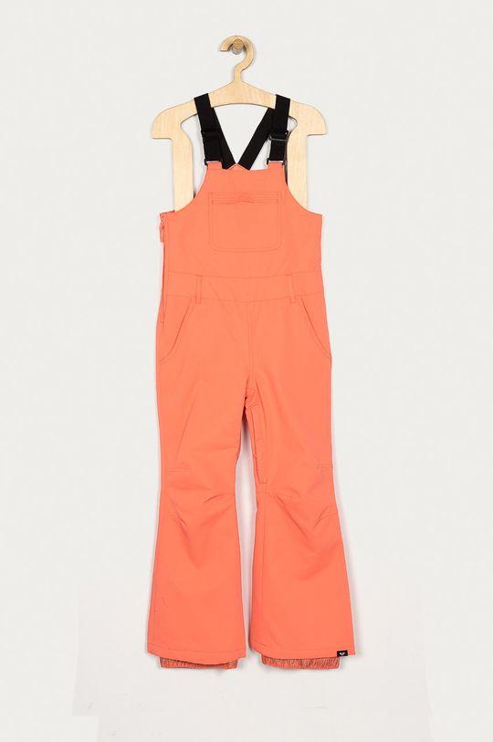 ružová Roxy - Detské nohavice 128-168 cm Dievčenský