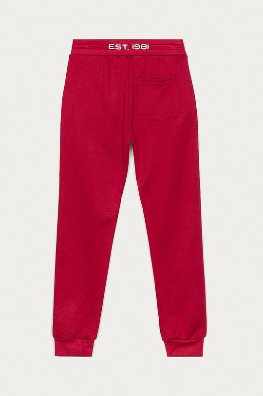 Guess Jeans - Detské nohavice 116-175 cm sýto ružová