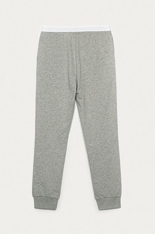 Calvin Klein Underwear - Pantaloni copii 128-176 cm gri deschis