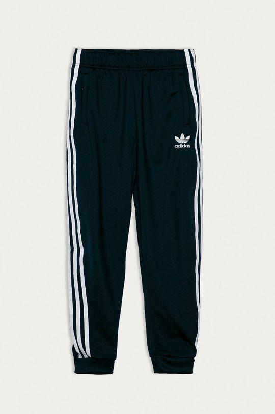 bleumarin adidas Originals - Pantaloni copii 128-164 cm De copii