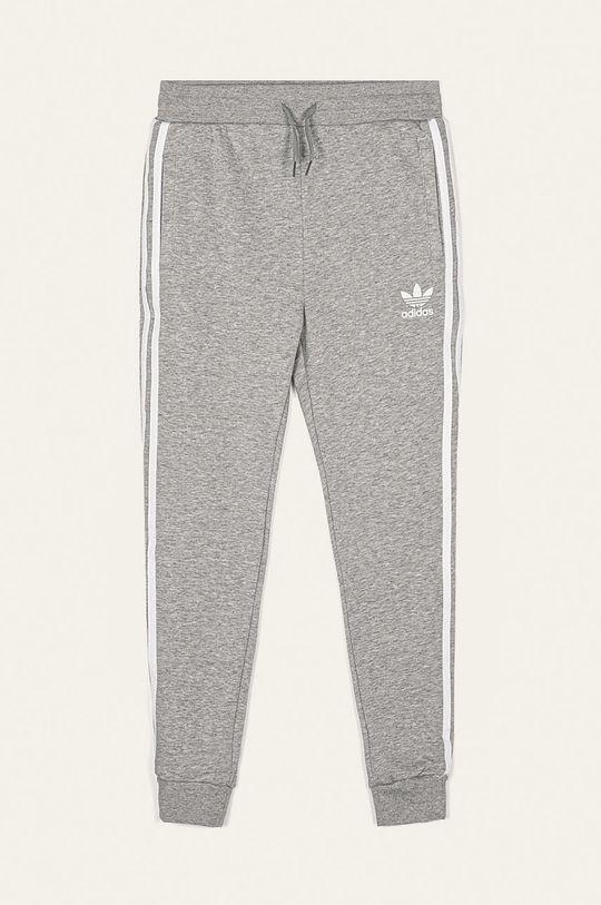 jasny szary adidas Originals - Spodnie dziecięce 128-164 cm Dziecięcy