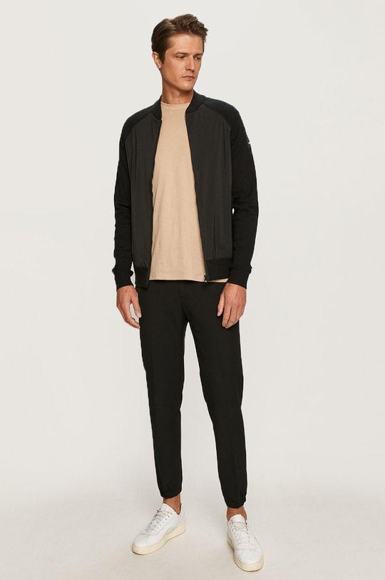 Calvin Klein - Spodnie czarny