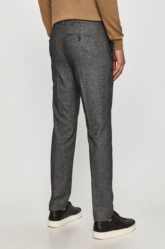 Tommy Hilfiger Tailored - Kalhoty  Materiál č. 1: 46% Bavlna, 12% Polyamid, 12% Polyester, 30% Vlna Materiál č. 2: 35% Bavlna, 65% Polyester