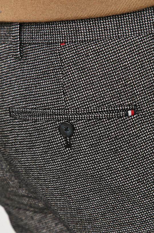 šedá Tommy Hilfiger Tailored - Kalhoty