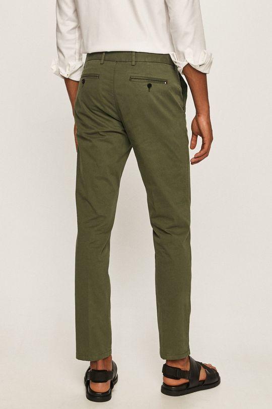 Tommy Hilfiger Tailored - Spodnie 98 % Bawełna, 2 % Elastan