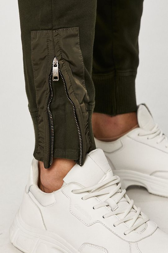 militar Desigual - Pantaloni