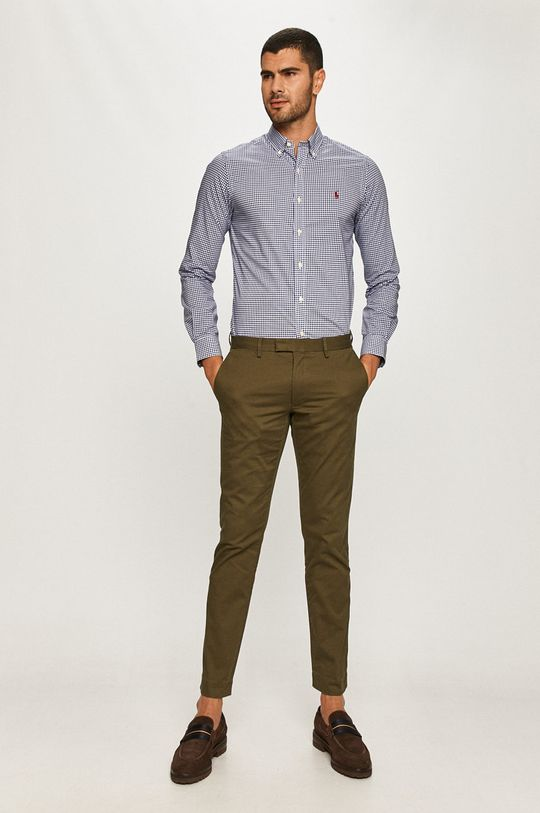 Polo Ralph Lauren - Kalhoty olivová