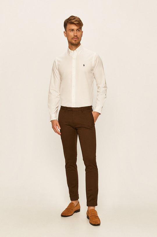 Polo Ralph Lauren - Kalhoty hnědá