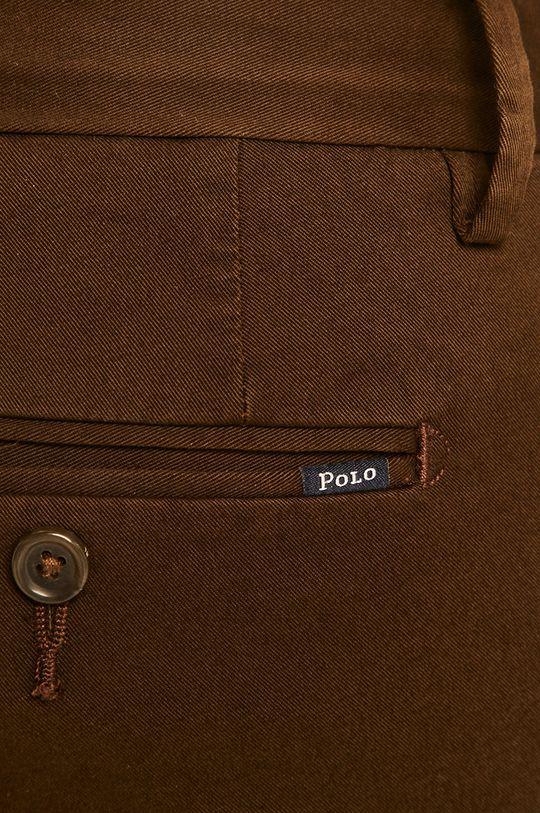 hnědá Polo Ralph Lauren - Kalhoty