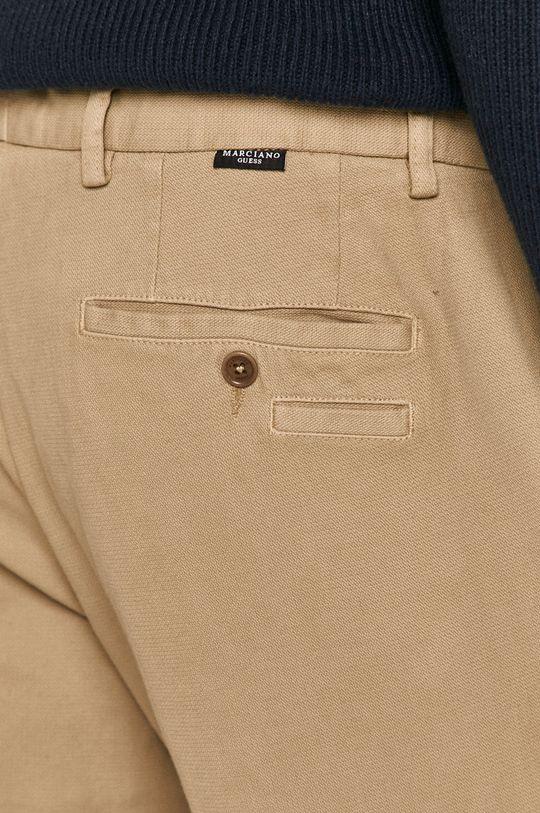 beżowy Marciano Guess - Spodnie