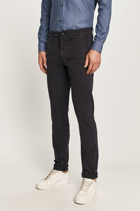 granatowy Guess Jeans - Spodnie Męski