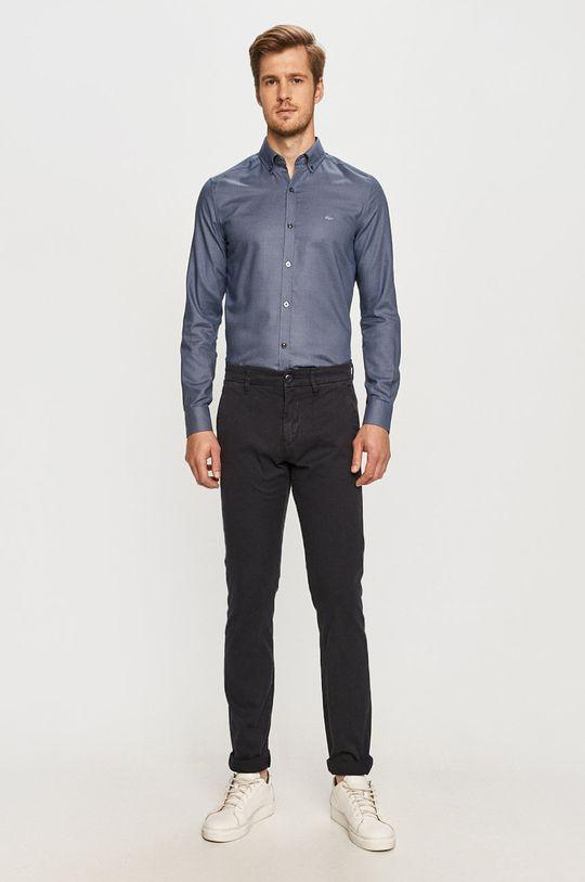 Guess Jeans - Spodnie granatowy