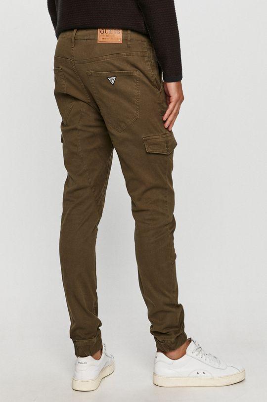 Guess Jeans - Kalhoty  97% Bavlna, 3% Elastan