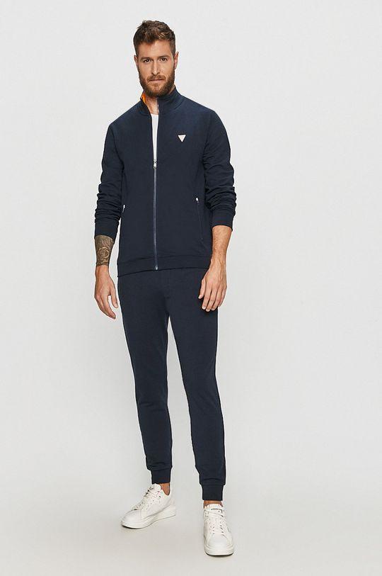 Guess Jeans - Kalhoty námořnická modř