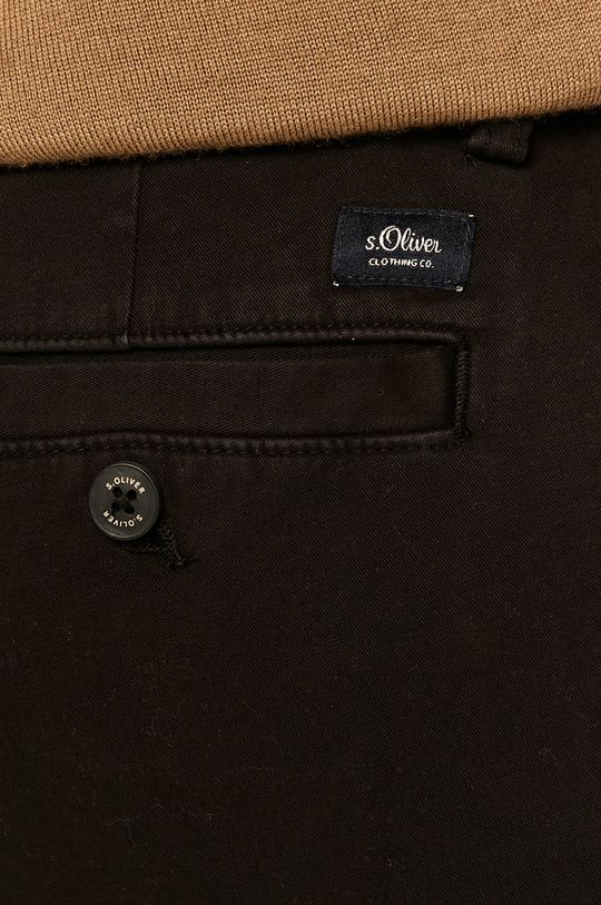 czarny s. Oliver - Spodnie