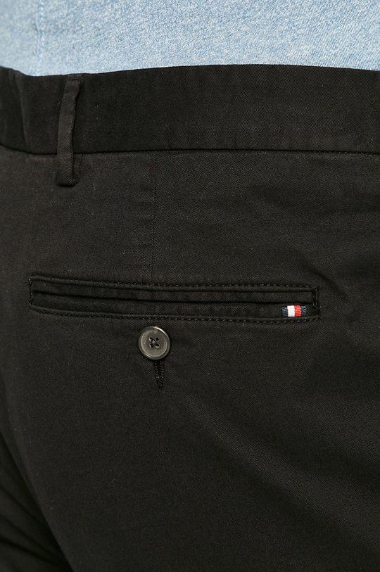 čierna Tommy Hilfiger Tailored - Nohavice
