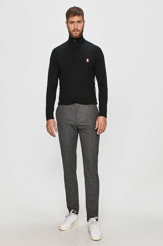 Tommy Hilfiger Tailored - Spodnie szary