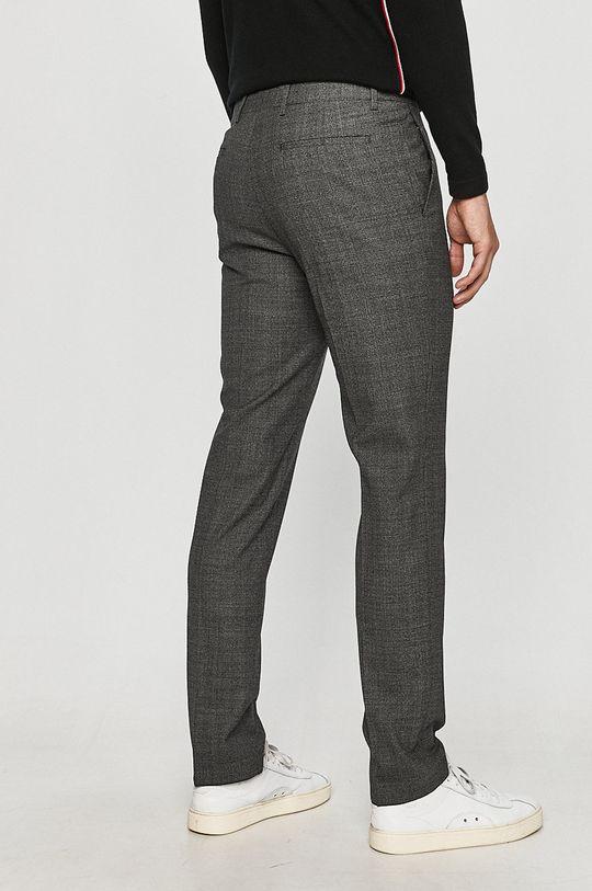 Tommy Hilfiger Tailored - Spodnie Materiał 1: 2 % Elastan, 28 % Poliester, 70 % Wełna, Materiał 2: 43 % Poliester, 57 % Wiskoza, Materiał 3: 35 % Bawełna, 65 % Poliester