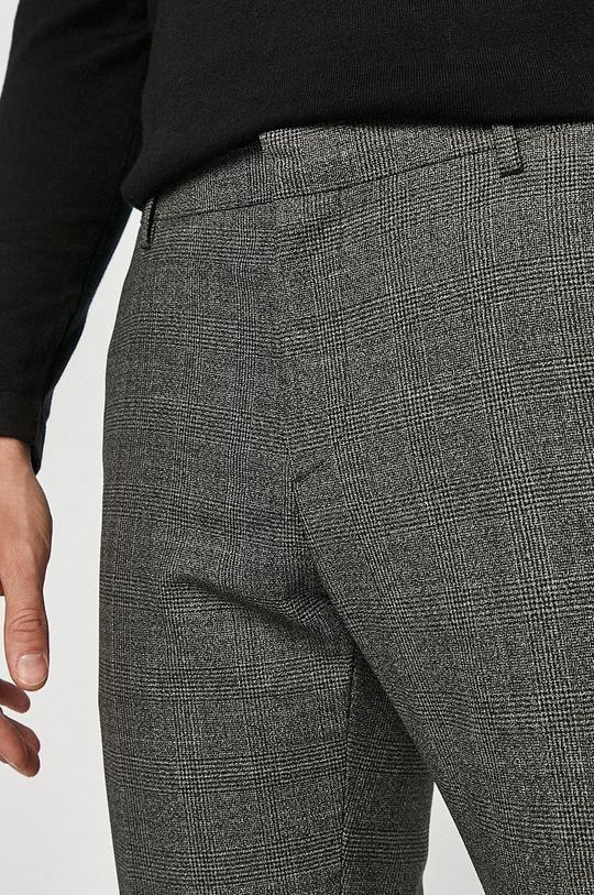 szary Tommy Hilfiger Tailored - Spodnie