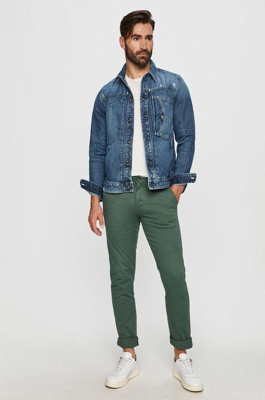 Pepe Jeans - Nadrág Charly zöld