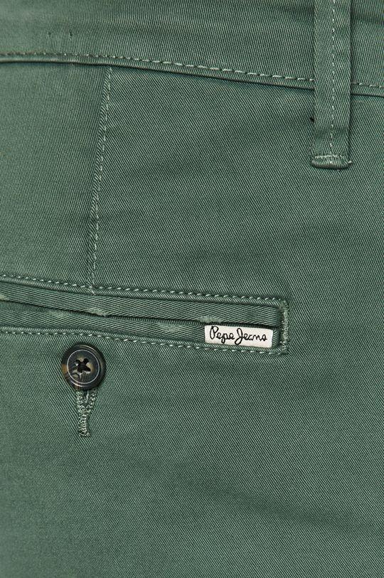 zöld Pepe Jeans - Nadrág Charly