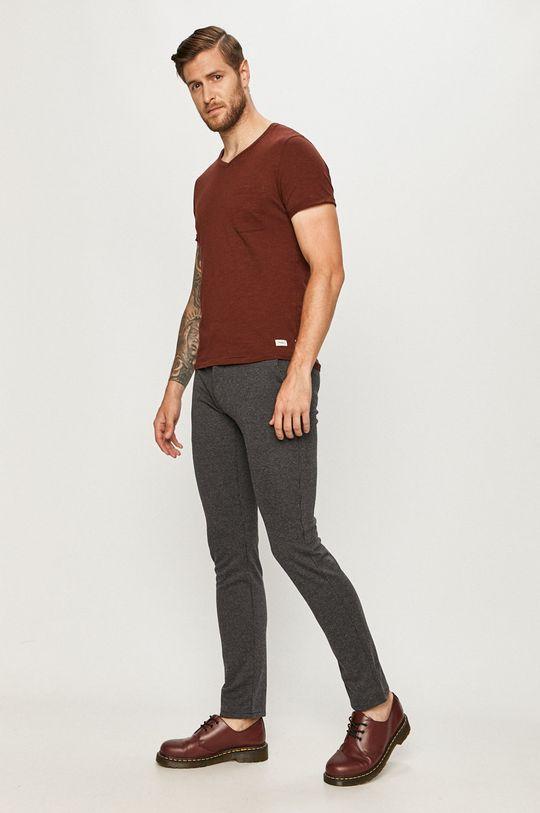 Tom Tailor Denim - Pantaloni bleumarin
