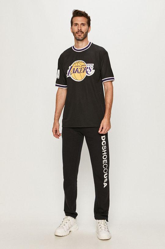 DC - Spodnie czarny