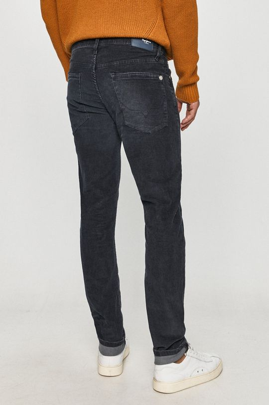 Pepe Jeans - Kalhoty Stanley  78% Bavlna, 2% Elastan, 20% Polyester