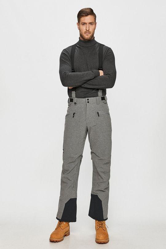 Quiksilver - Spodnie snowboardowe szary