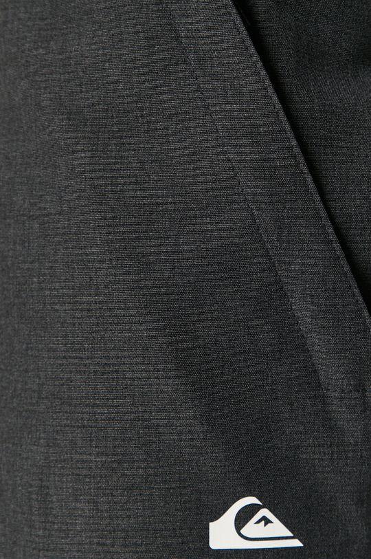 grafitowy Quiksilver - Spodnie