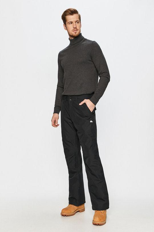 Quiksilver - Spodnie czarny