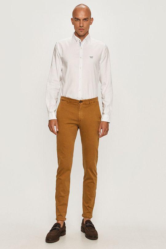 Joop! - Spodnie złoty brąz