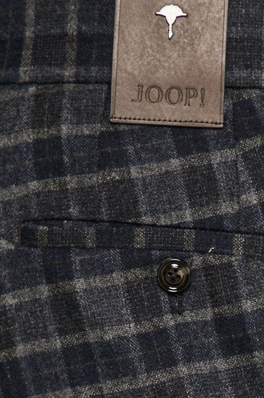 Joop! - Kalhoty  2% Elastan, 30% Polyester, 68% Přírodní vlna