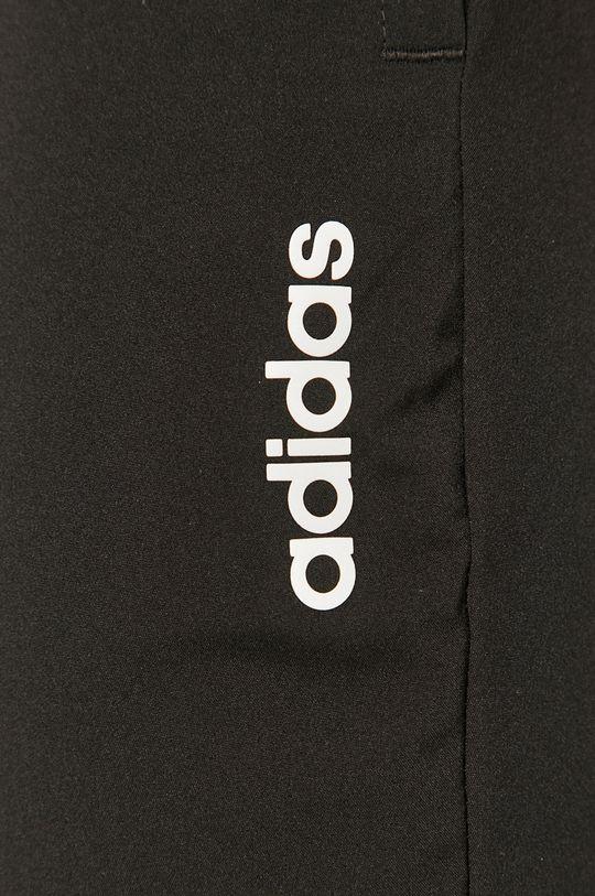 adidas - Pantaloni  Materialul de baza: 70% Bumbac, 30% Poliester  Banda elastica: 95% Bumbac, 5% Elastan