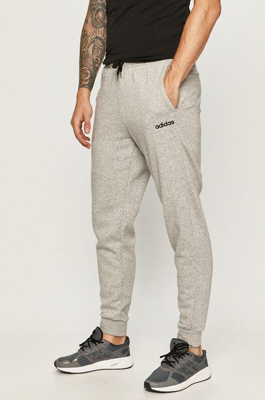 світло-сірий adidas - Штани Чоловічий
