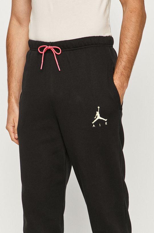 czarny Jordan - Spodnie