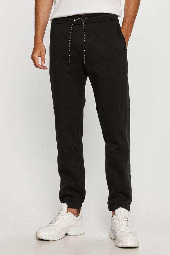 negru Armani Exchange - Pantaloni De bărbați