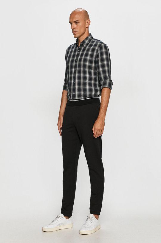 Armani Exchange - Spodnie czarny