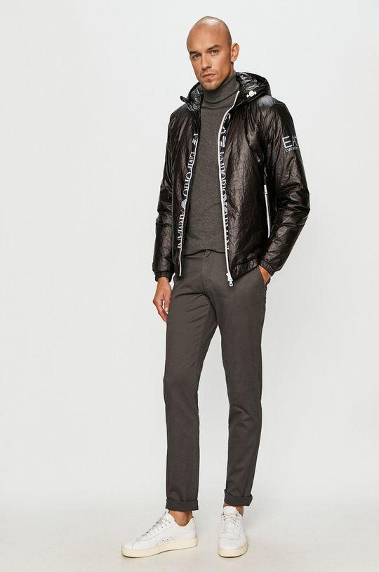 Armani Exchange - Kalhoty šedá