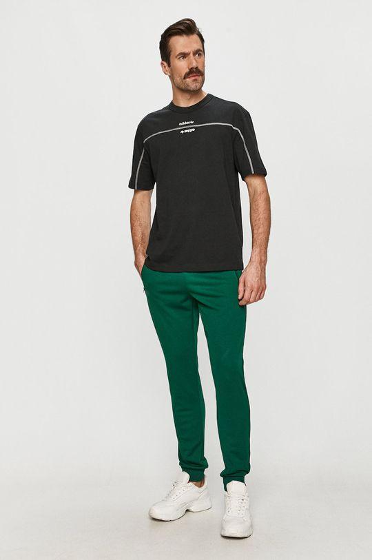 adidas Originals - Kalhoty zelená