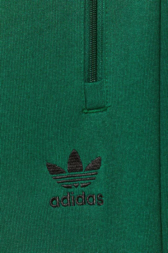 zelená adidas Originals - Kalhoty