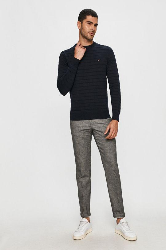 Tommy Hilfiger - Spodnie szary
