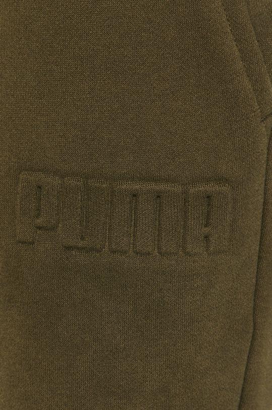 okrová Puma - Kalhoty