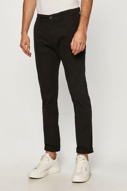 černá Tom Tailor Denim - Kalhoty Pánský